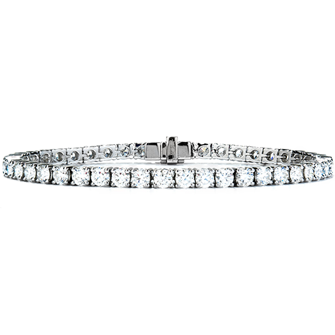 Hearts On Fire Single Row Diamond Bracelet
