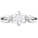 Hearts On Fire Brielle Engagement Ring
