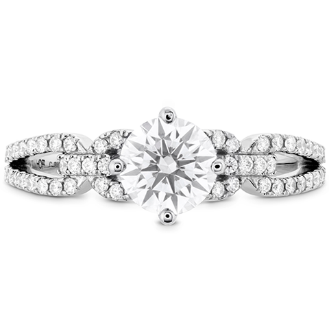 Hearts On Fire Brielle Intensive Engagement Ring