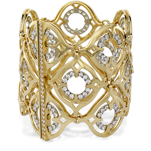 Hearts On Fire Copley Diamond Cuff