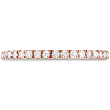 Hearts On Fire Cali Chic Diamond Engagement Band