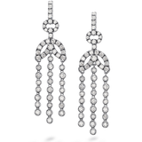 Hearts On Fire Copley Bezel Chandelier Diamond Earrings