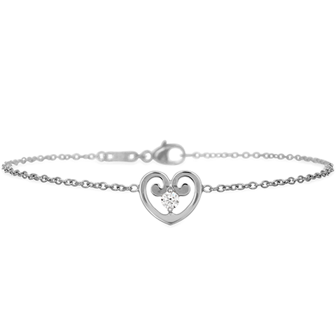 Hearts On Fire Copley Love Bracelet