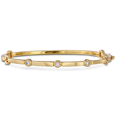 Hearts On Fire Copley Multi Stone Bangle