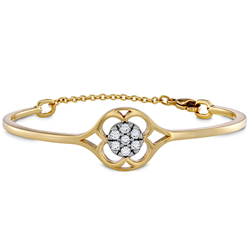 Hearts On Fire Copley Pave Bangle