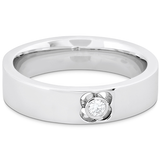 Hearts On Fire Copley Single Diamond Band
