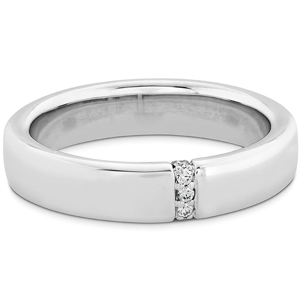 Hearts On Fire Coupled Simplicity Diamond Band