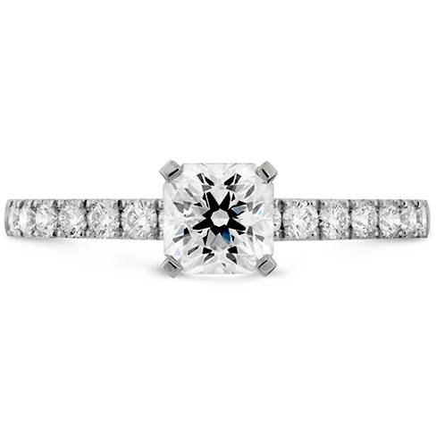 Hearts On Fire Destiny Dream Diamond Engagement Ring