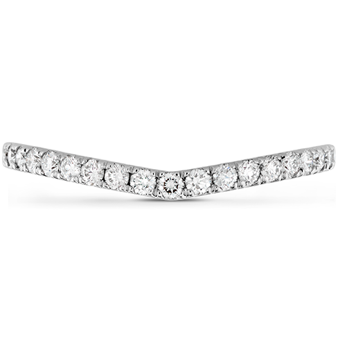Hearts On Fire Destiny Pointed Diamond Band