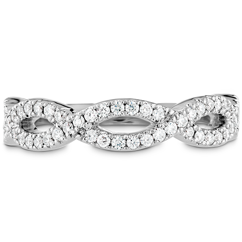 Hearts On Fire Destiny Twist Diamond Band