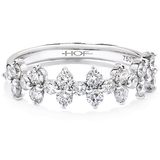 Hearts On Fire Diamond Bar Double Crown Band