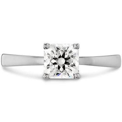 Hearts On Fire Dream Signature Solitaire Diamond Engagement Ring