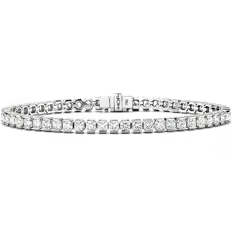 Hearts On Fire Dream Bar Set Diamond Bracelet