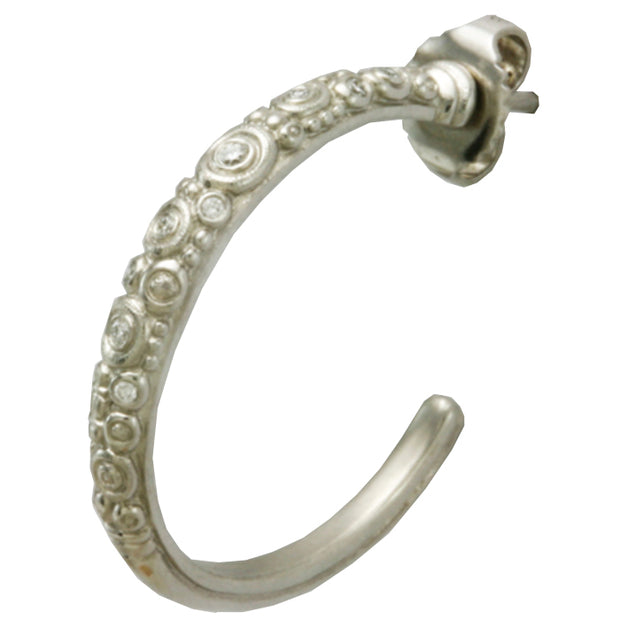 Alex Sepkus Little Hoop Earrings - E-111P