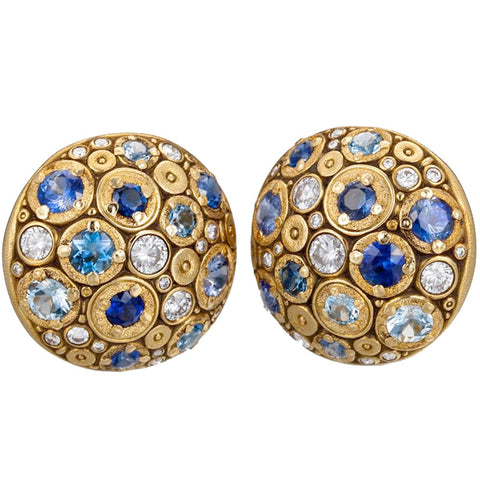 Alex Sepkus Blooming Hill Earrings - E-117S
