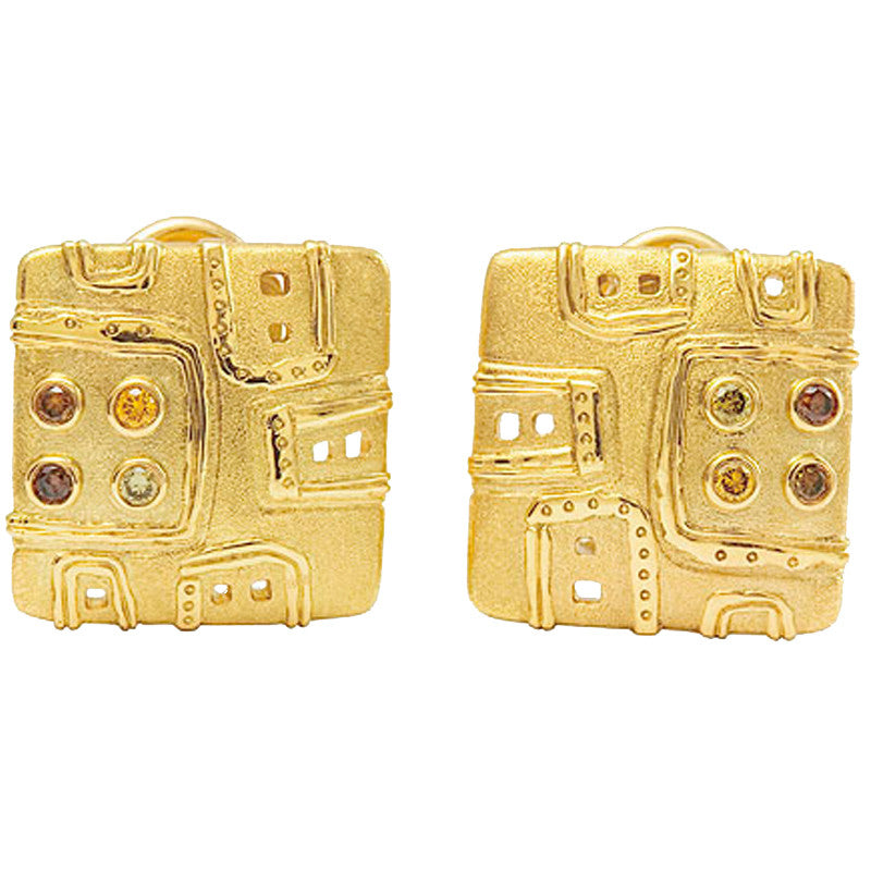 Alex Sepkus City Earrings - E-127DC