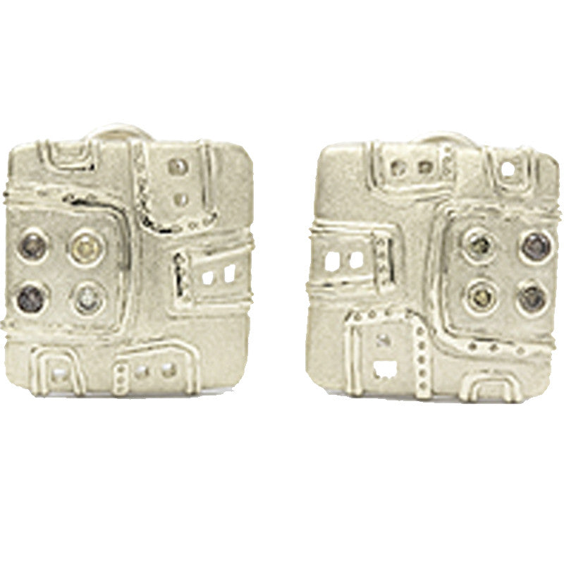Alex Sepkus City Earrings - E-127PDC