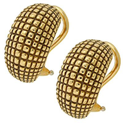 Alex Sepkus Armadillo Earrings - E-14