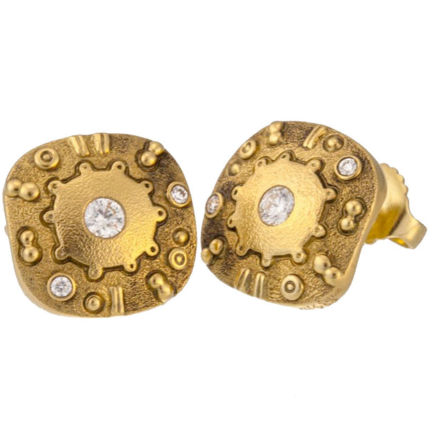 Alex Sepkus Submarine Earrings - E-166D