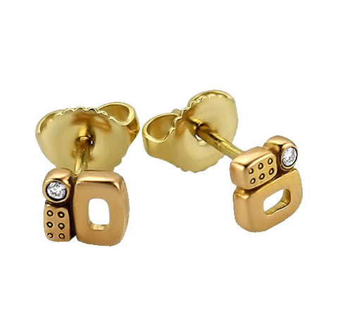 Alex Sepkus Little Windows Earrings - E-170RD