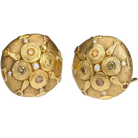 Alex Sepkus Spring Blossom Earrings - E-174DC