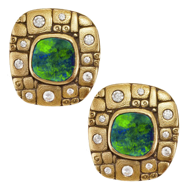 Alex Sepkus Asymmetrical Earrings - E-184MD