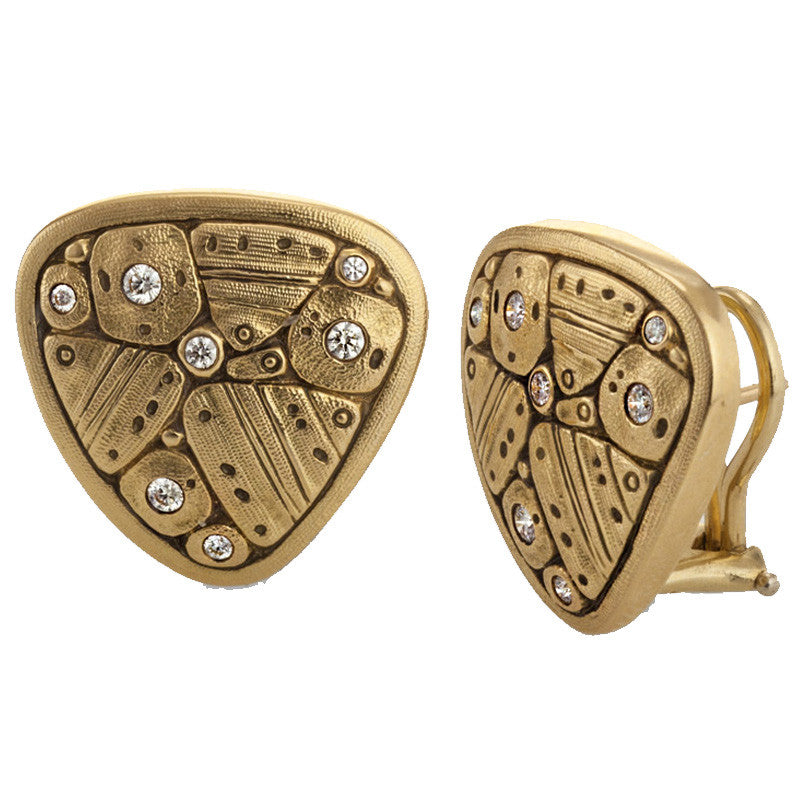 Alex Sepkus Triple Earrings - E-192D