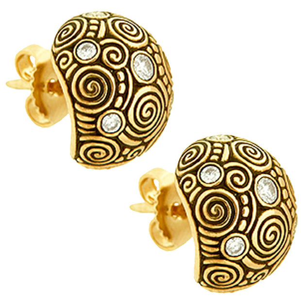 Alex Sepkus Swirling Earrings - E-45D