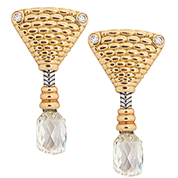 Alex Sepkus Briolette Earrings - E-55