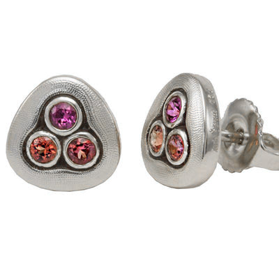 Alex Sepkus Swirling Water Stud Earrings - E-75PS