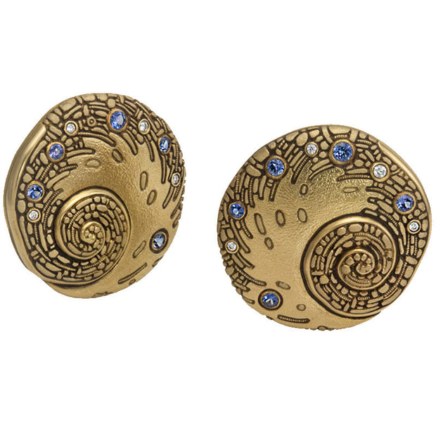 "Alex Sepkus ""Whirlpool"" Earrings - E-7"