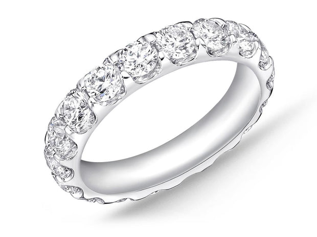 Passion Collection Odessa Diamond Eternity Platinum Band