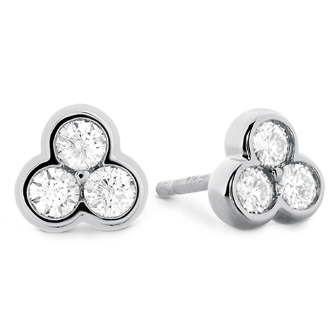Hearts On Fire Effervesence Diamond Stud Earrings