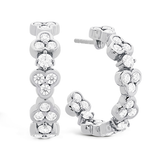 Hearts On Fire Effervescence Hoop Earrings
