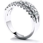Hearts On Fire Enjoyment Right Hand Diamond Ring