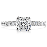 Hearts On Fire Enrichment Dream Diamond Engagement Ring