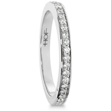 Hearts On Fire Enticement Channel Wedding Band