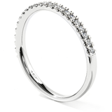 Hearts On Fire Enticement Wedding Band