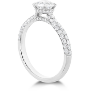 Hearts On Fire Euphoria Diamond Engagement Ring