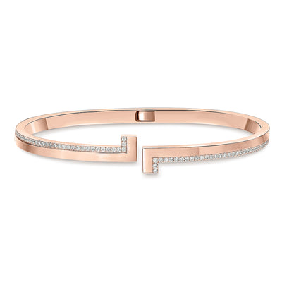 Passion Collection Diamond Love Bangle