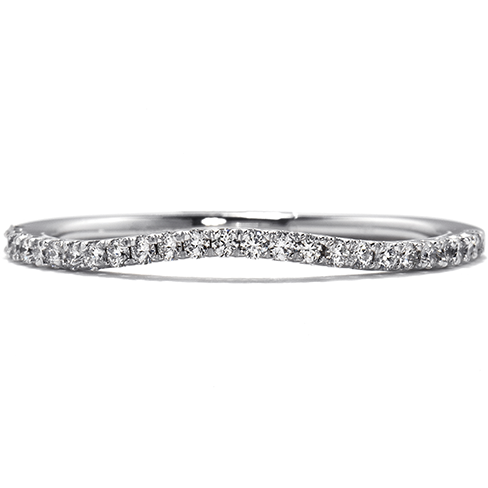 Hearts On Fire Felicity Wedding Band