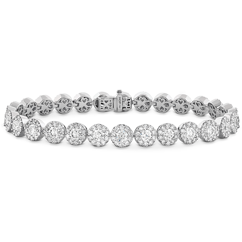 Hearts On Fire Fulfillment Diamond Line Bracelet
