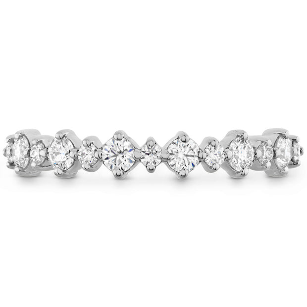 Hearts On Fire Gracious Classic Diamond Band