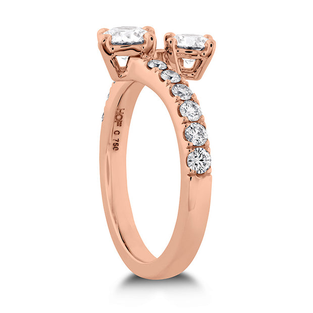 Hearts On Fire Two Diamond Ring
