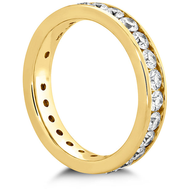 Hearts On Fire Channel Eternity Diamond Ring