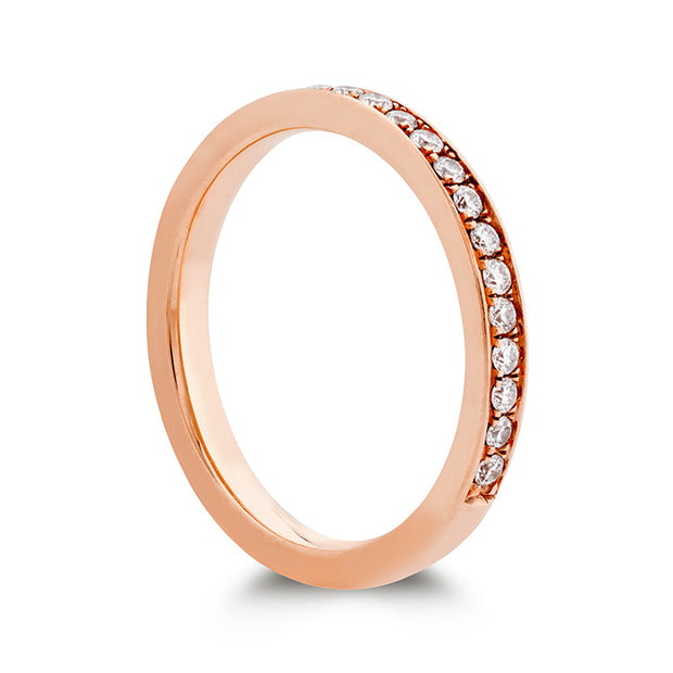 Hearts On Fire Signature Midi Diamond Band
