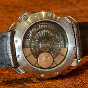 Sarpaneva Korona K1 Guilloche watch