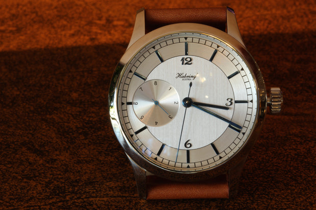 HABRING² SS Foudroyante watch