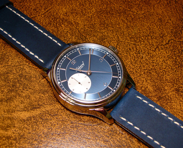 Estate HABRING² SS Foudroyante watch