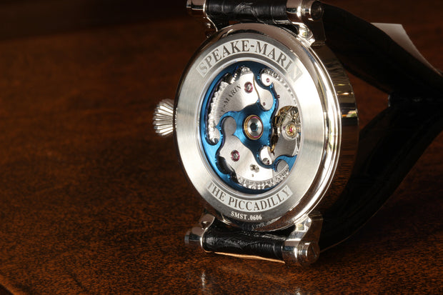 Estate Speake-Marin Piccadilly Serpent Calendar Watch